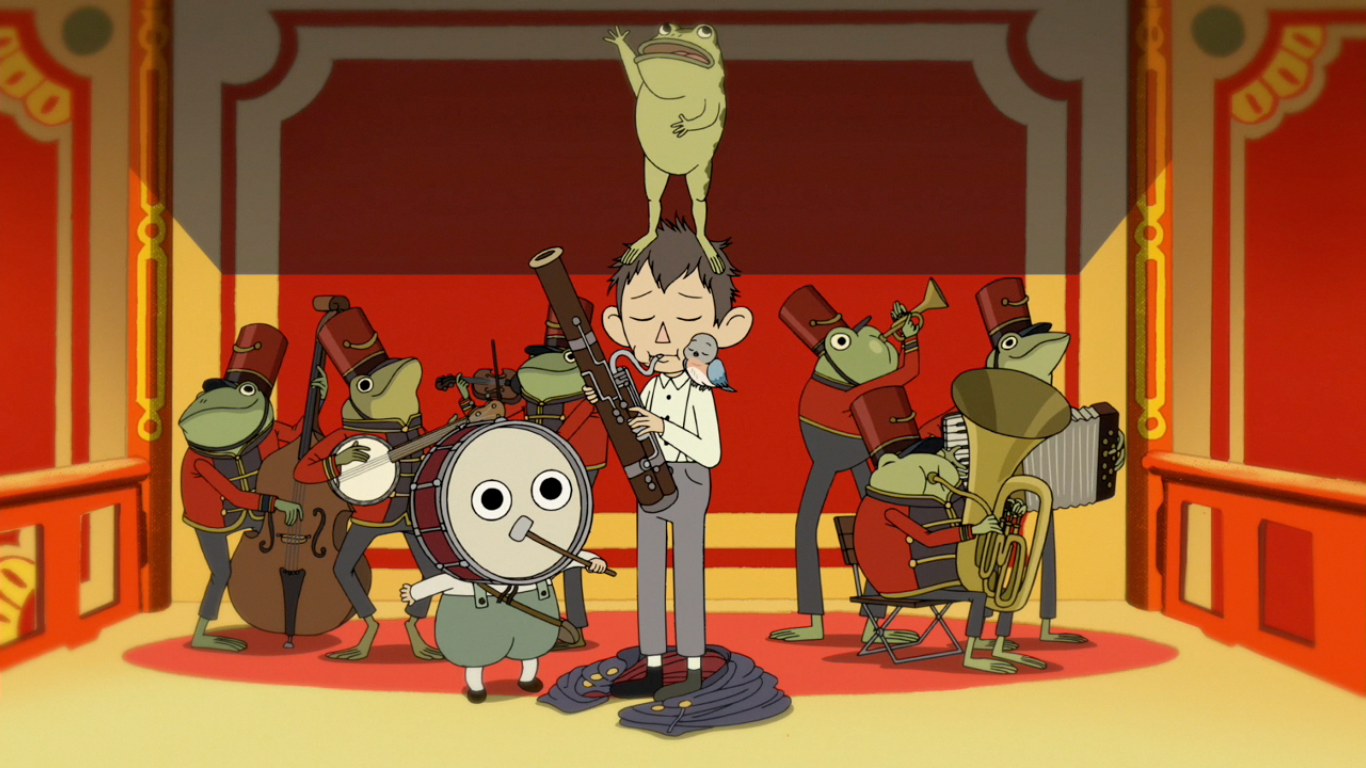 Review Over The Garden Wall 2014 Sub Cultured