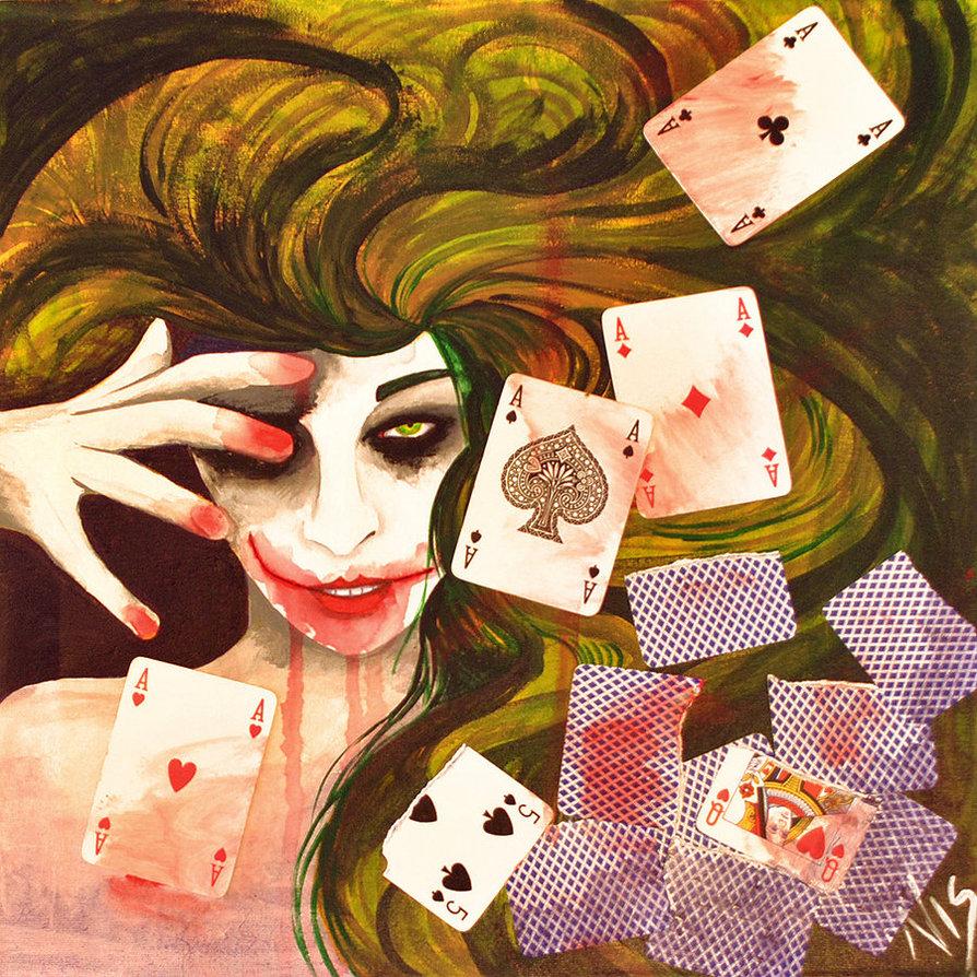 lady joker 7 - Sub Cultured